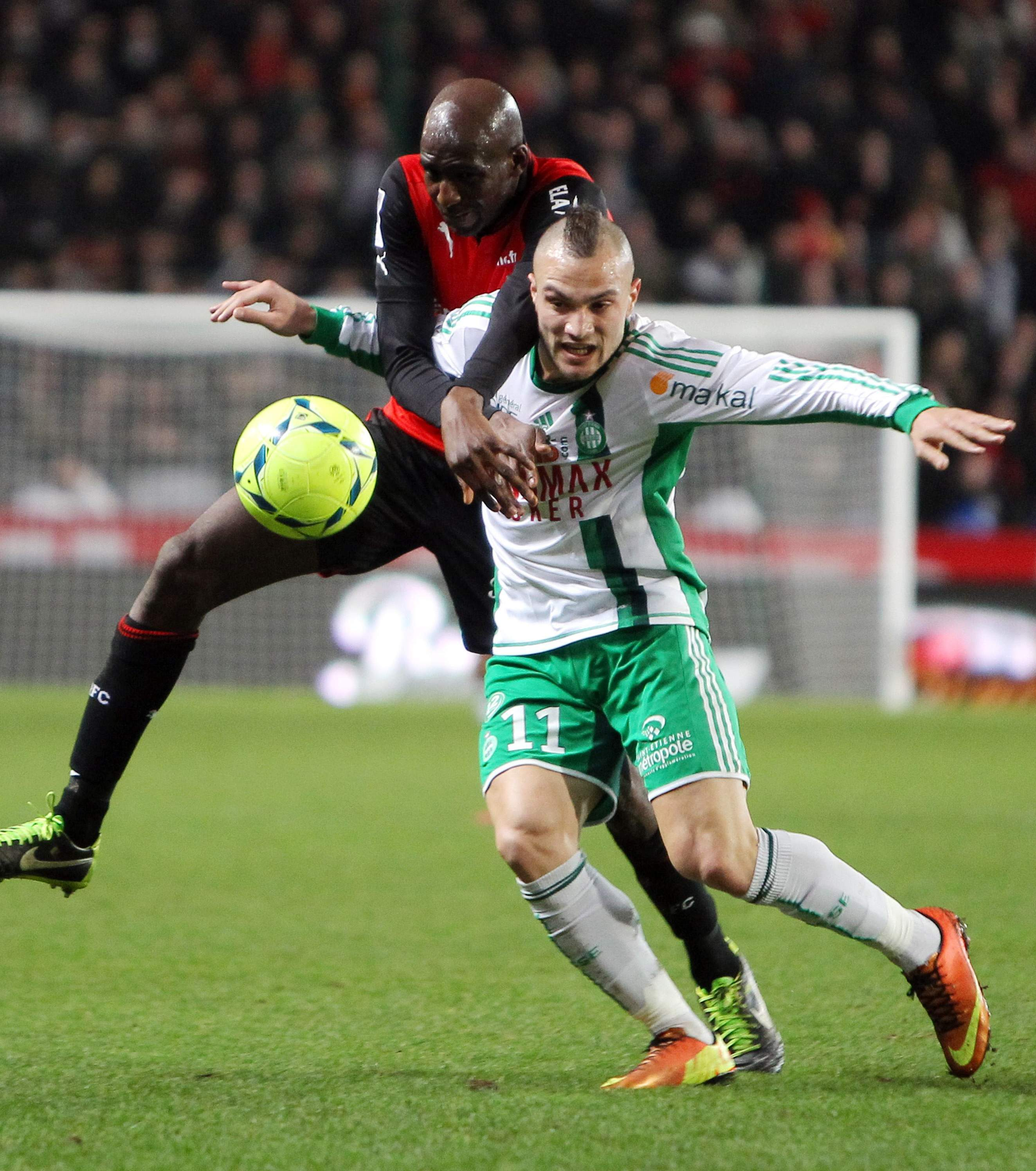 Finale coupe de la ligue 2013 les compositions probables de l 39 asse et du stade rennais - Coupe de la ligue 2013 14 ...